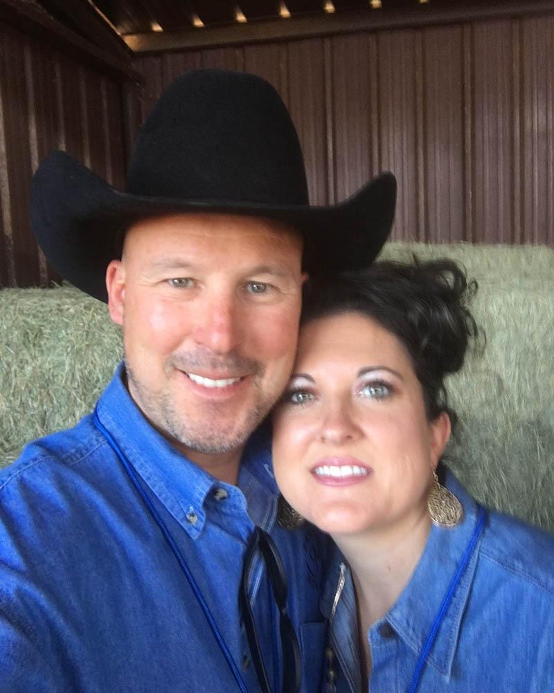 Pastor Randy and Candy Killman