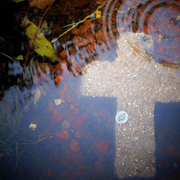 Serenity pond