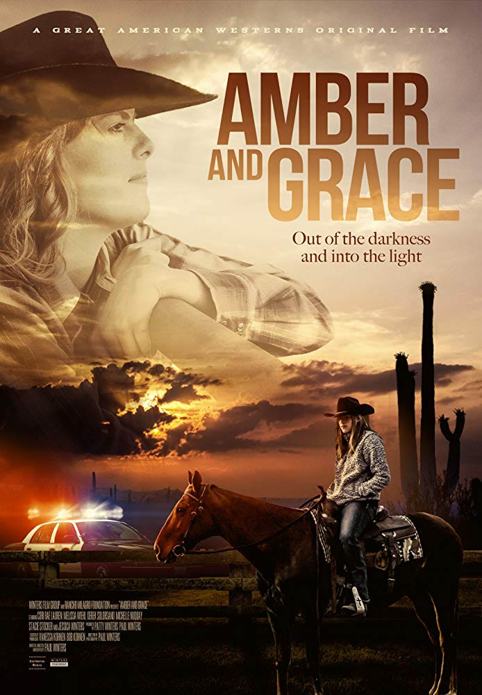 amber and grace poster